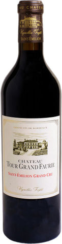 2010 Saint-Emilion Grand Cru, Chateau Tour Grand Faurie