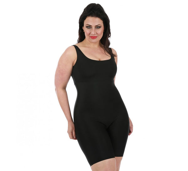 InstantFigure Shapewear Curvy Bandeau Brief With Hook & Eye