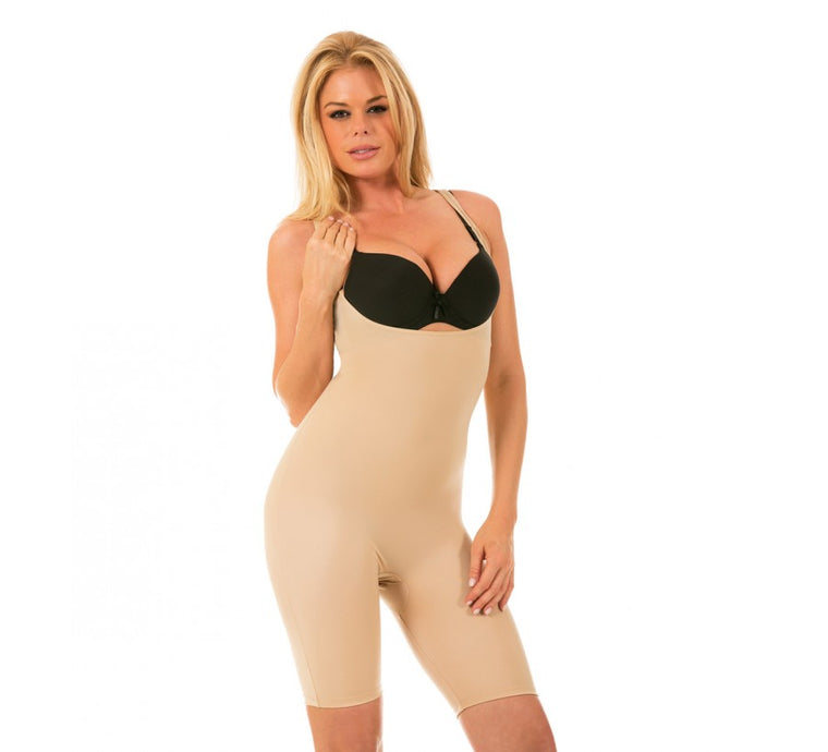 InstantFigure Underbust Bodyshorts with open Gusset
