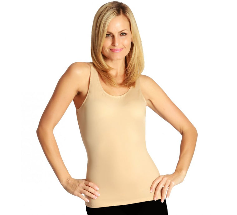 InstantFigure Scoop Tank Top Shapewear
