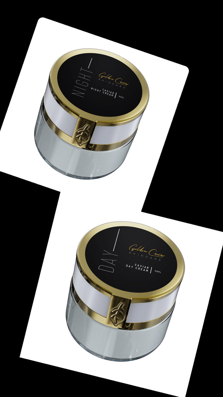Caviar Day & Night Cream