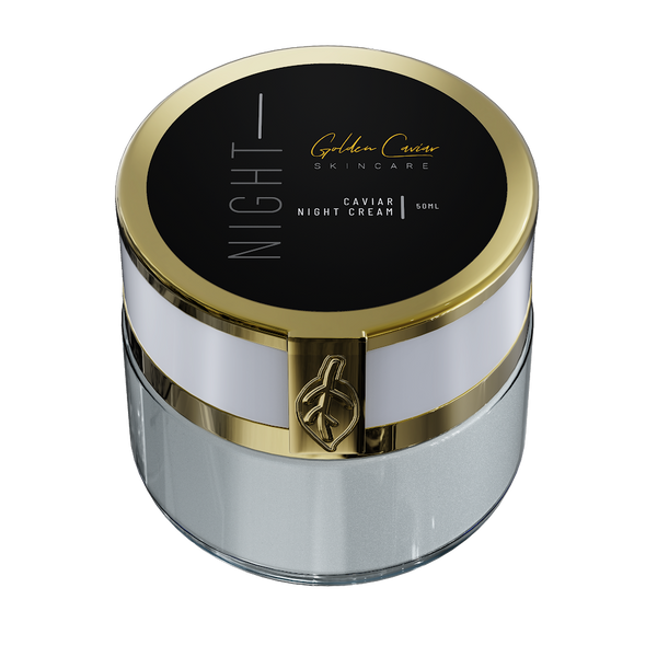 NEW Caviar Hydrating Night Cream