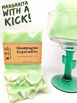 Champagne Supernova, Bar.Soap. - What.The.Soap.