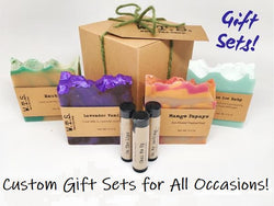 Custom Boxed Gift Sets, Soap.Basket. - What.The.Soap.