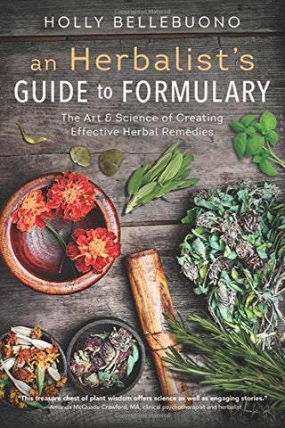 Herbalist's Guide to Formulary