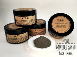 Mother Earth Face Mask & Scrub, Face Mask - What.The.Soap.