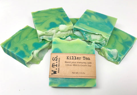 Killer Tea, Bar.Soap. - What.The.Soap.