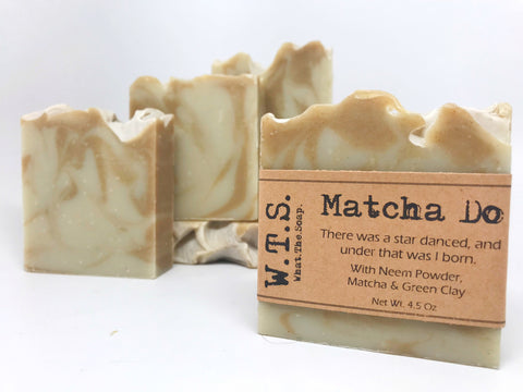 Matcha Do, Bar.Soap. - What.The.Soap.