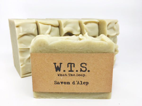 Savon d'Alep - What.The.Soap.