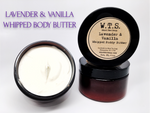 Lavender & Vanilla Whipped Body Butter - What.The.Soap.