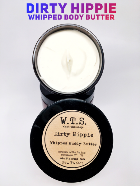 Dirty Hippie Whipped Body Butter, Body.Butter. - What.The.Soap.