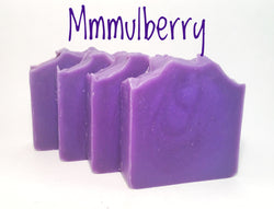Mmmulberry, Bar.Soap. - What.The.Soap.