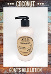 Goat's Milk Lotion - What.The.Soap.
