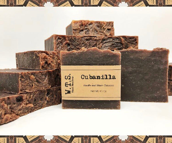 Cubanilla, Bar.Soap. - What.The.Soap.