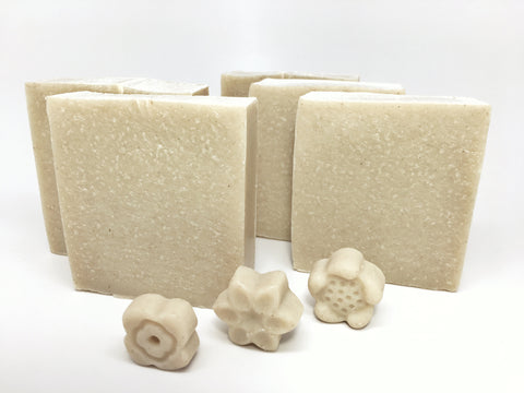 Closeout - Rhassoul and Lemongrass Shampoo Bar, Bar.Soap. - What.The.Soap.