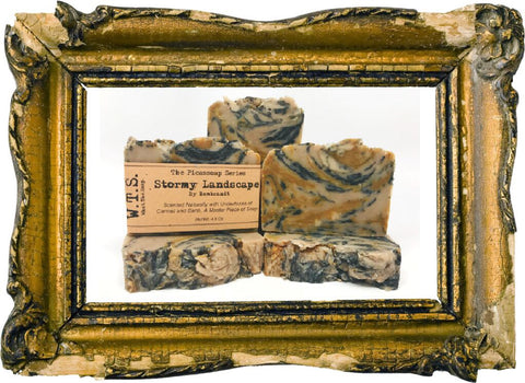 Stormy Landscape, Bar.Soap. - What.The.Soap.