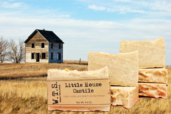 Little House Castile, Bar.Soap. - What.The.Soap.
