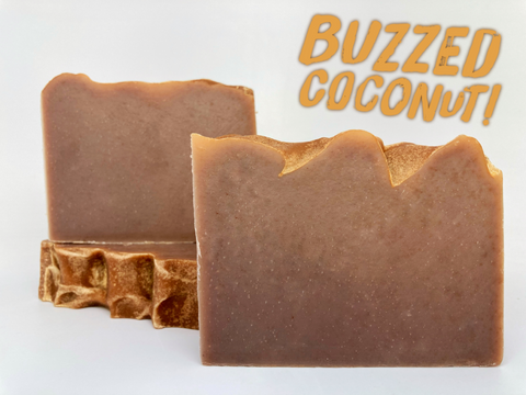 Buzzed Coconut - What.The.Soap.