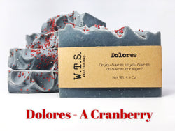 Dolores, Bar.Soap. - What.The.Soap.