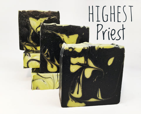 Highest Priest, Bar.Soap. - What.The.Soap.
