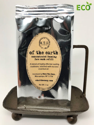 Of The Earth - Refill Pouch
