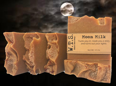 Moon Milk - What.The.Soap.