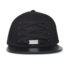 Laced Up Cap