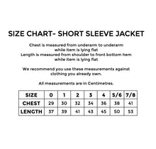 Pavement Short Sleeve Jacket