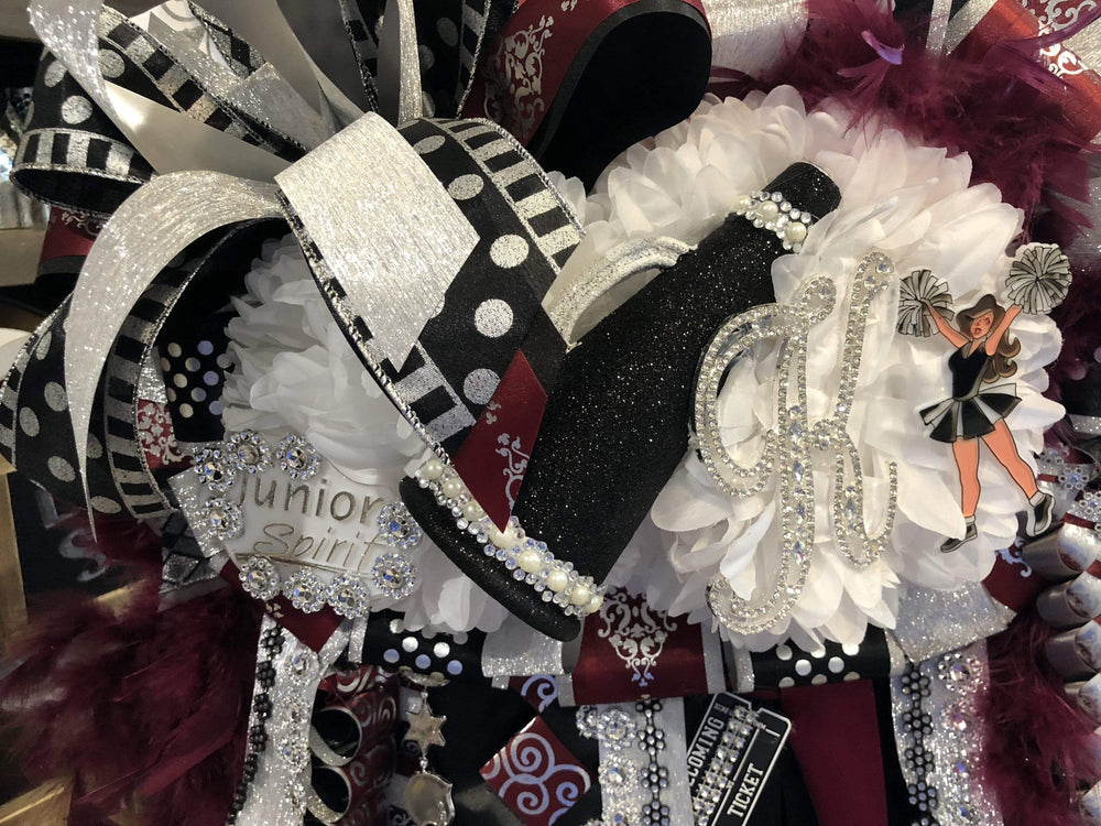 Peace Love and Mums- Homecoming Mums by Rebecca add ons & extras Upgrade my Activity