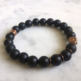 Awakened One Bracelet - Onyx