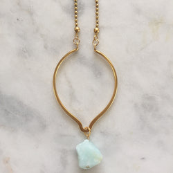 Dharana Necklace - Amazonite