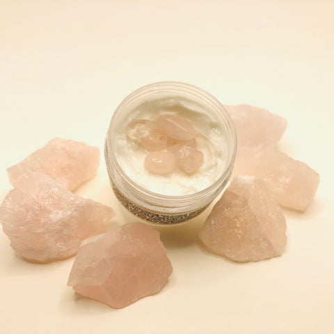 Nourishing Eye Cream with Rose Quartz