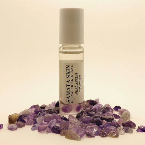 Heal Serum with Amethyst