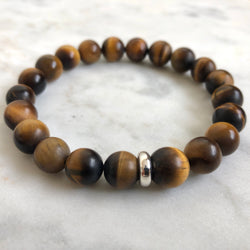 Chitta Men's Bracelet - Golden Tiger's Eye