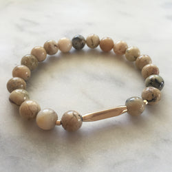 New Kind of Freedom Bracelet - African Opal