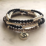 Higher Consciousness Bracelet - Smoky Quartz