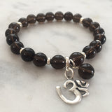 Sacred Sound Bracelet - Smoky Quartz
