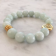 Seat of the Soul Bracelet - Amazonite