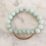 Still the Mind Bracelet - Amazonite