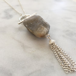 Expansion Necklace - Labradorite