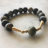 Union Bracelet - Cat's Eye