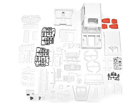 Boom Racing 1/10 ARTR Assembled D90 Chassis w/ Defender