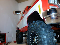 RC4WD Blazer body inner fender kit