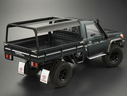 Killerbody Truck Bed Roof Roll Cage Stainless Steel & ABS Fit for Toyota LC70 Truck Bed Set