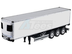 1/14 Scale 40 Foot Reefer Semi-Trailer 2 Axle V2