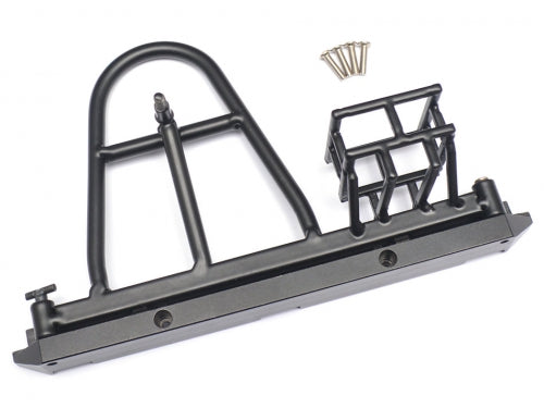 Rear Bumper Spare Wheel Carrier w/Fuel holder For D90/D110 Wagon