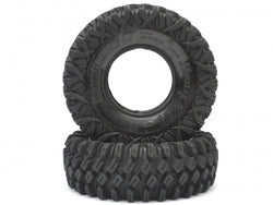 HUSTLER M/T Xtreme 1.9 Rock Crawling Tires 4.45x1.57 SNAIL SLIME™ Compound W/ 2-Stage Foams (Super Soft)