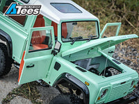 Team Raffee Co. Defender D90 2-Door 1/10 Hard Body Kit