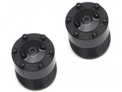 "Boom Racing Rear Center Hubs Cab For Boom Racing 1.55"" / 1.9"" Steelie Beadlock Wheels"