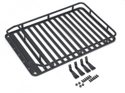 Team Raffee Co. Steel Roof Rack for Defender D90 Type B for Boom Racing D90/D110 Chassis